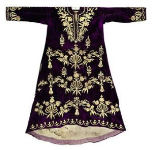 Ottoman-era wedding kaftan